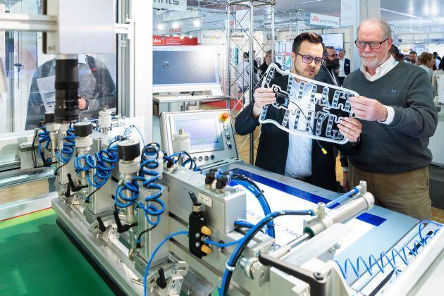 Изложение за печатна <strong>електроника</strong> LOPEC 2021