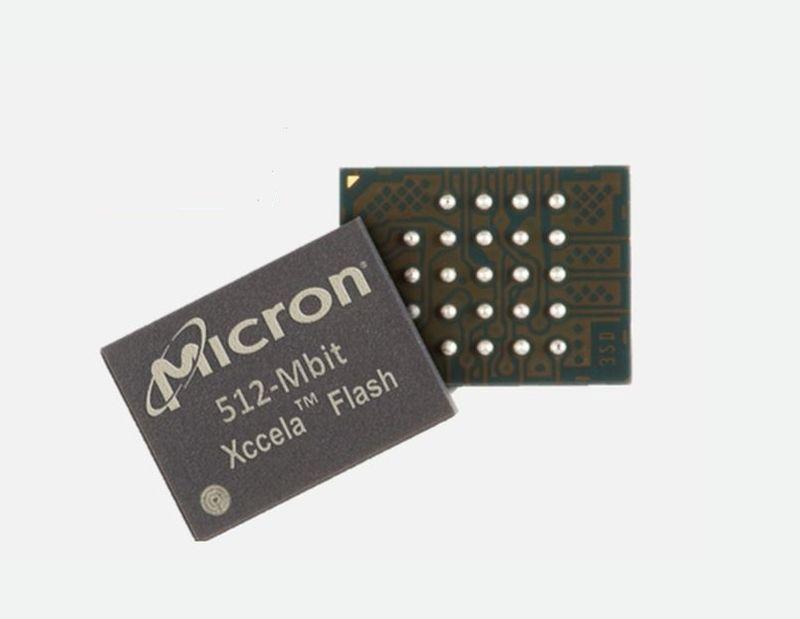Farnell добавя паметите на Micron към продуктовото си портфолио