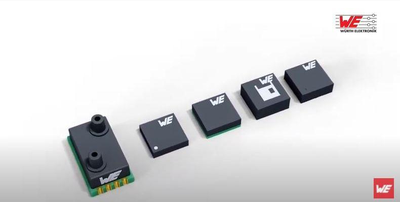 Индустриални MEMS <strong>сензори</strong> от Wuerth Elektronik