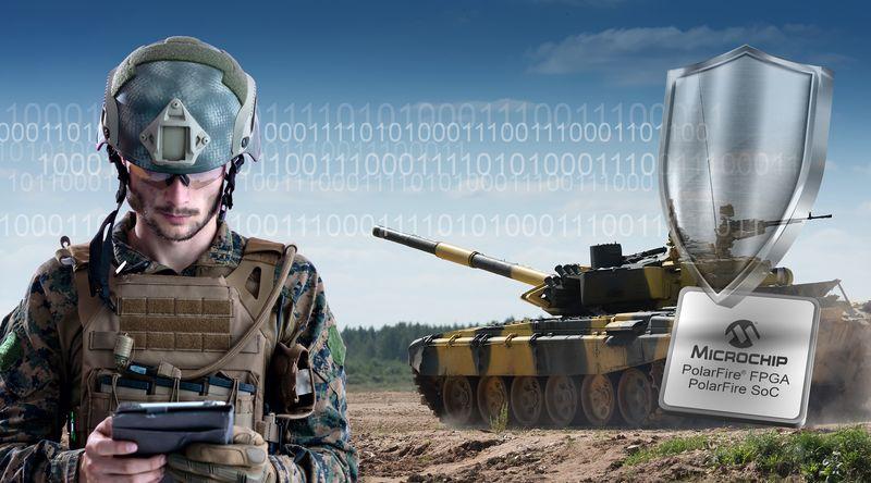 <strong>Microchip</strong> подобрява сигурността на FPGA продуктите с нов инструмент за защита от кибератаки
