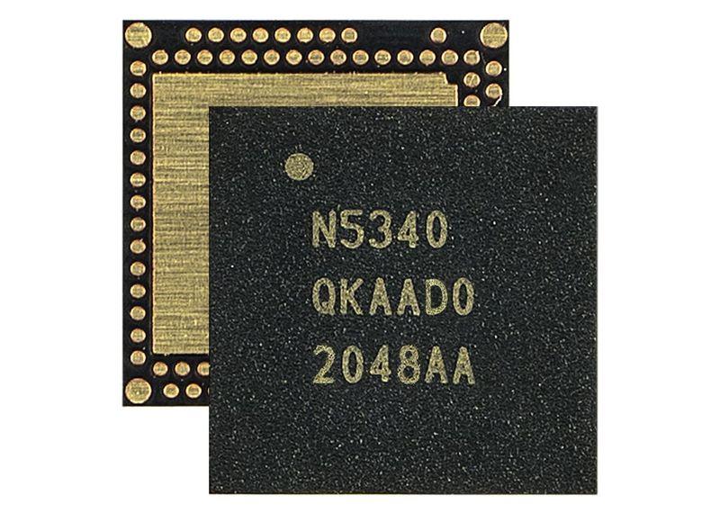 Новият Bluetooth SoC nRF5340 на Nordic Semiconductor
