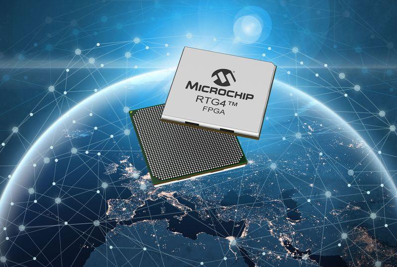 <strong>Microchip</strong> обяви първия радиационноустойчив FPGA в пластмасов корпус