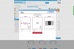 Новата функция на Rutronik24: CAD визуализация на компоненти