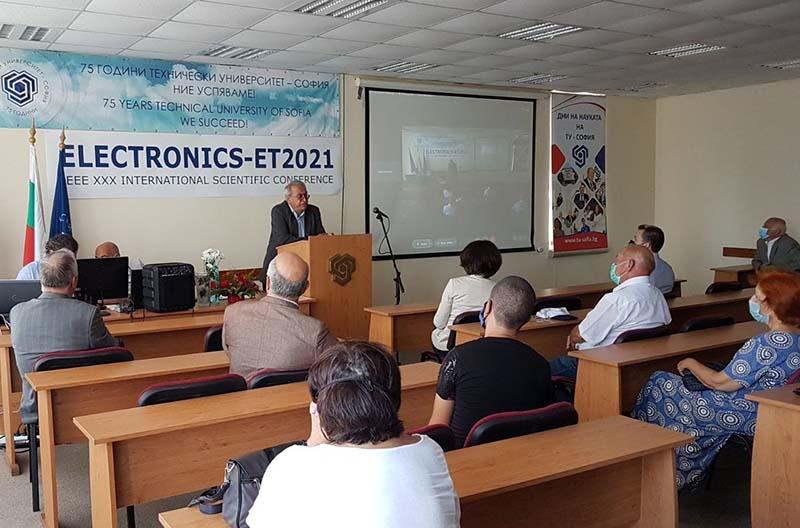 """Участници от 13 страни събра 30-ата конференция """"Електронна техника"""" в Созопол"""
