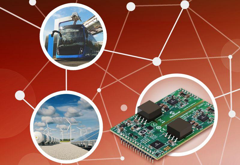 <strong>Microchip</strong> представи нов гейт драйвер за SiC MOSFET