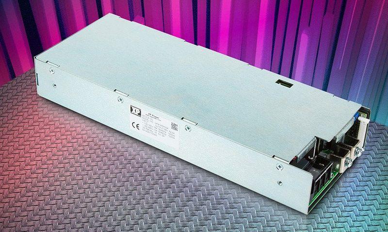 XP Power представи нова серия програмируеми 1,5 kW захранвания