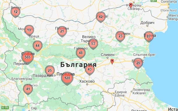 Секторен анализ на производството на електронно-изчислителни машини в България по данни от 2020 г.