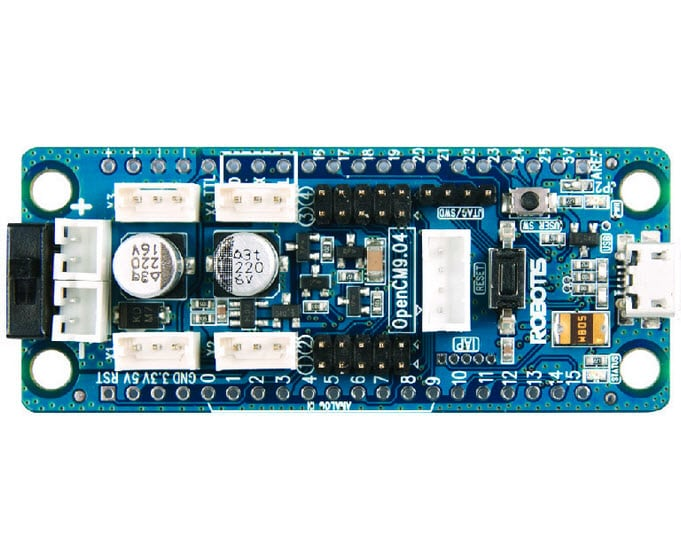 Mouser ще дистрибутира продуктите на ROBOTIS