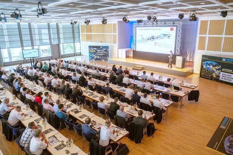 Втори автомобилен конгрес на Rutronik в Пфорцхайм