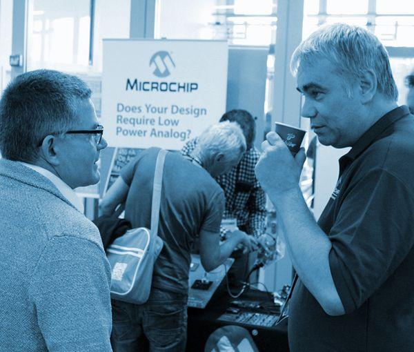 Комет Електроникс предлага участие на европейската конференция <strong>Microchip</strong> <strong>MASTERs</strong> в Берлин