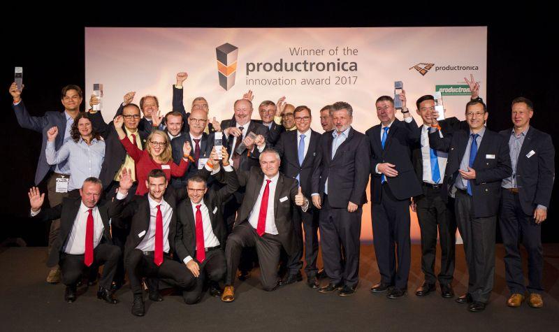 За трети път ще бъдат връчени призовете productronica Innovation Award