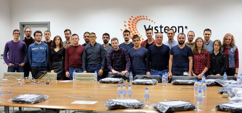 <strong>Вистеон</strong> стартира ново издание на своята инженерна академия