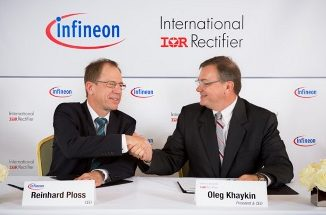 Infineon купува <strong>International</strong> <strong>Rectifier</strong> за 3 млрд. долара