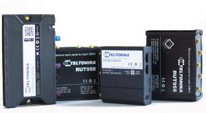 3G и LTE индустриални рутери Teltonika