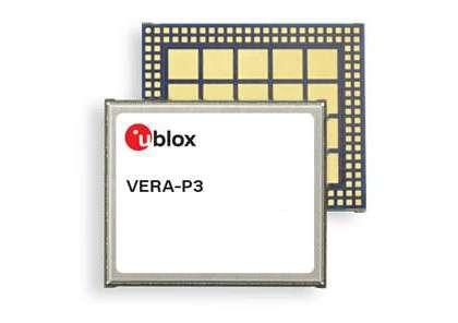 u-blox представи нов комуникационен модул за управление на пътния трафик