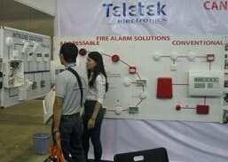 <strong>Телетек</strong> <strong>Електроникс</strong> с първо участие на Secutech 2014 във Виетнам
