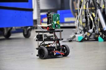 Сензор на <strong>Melexis</strong> в индустриалната 3D ToF камера на tofmotion