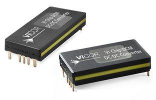 <strong>Vicor</strong> представи нови модулни DC/DC конвертори