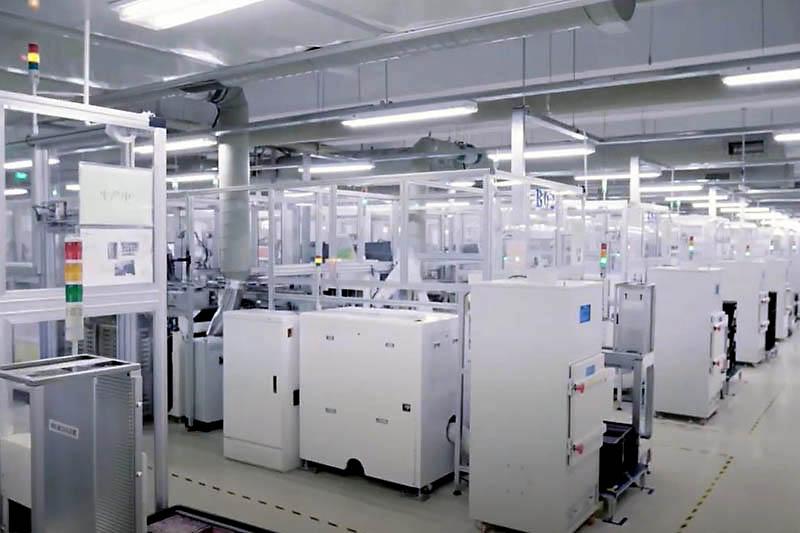 Безлюдно производство на безжични модули в <strong>Quectel</strong>