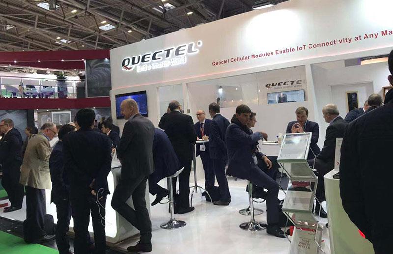 Quectel обяви нови IoT модули