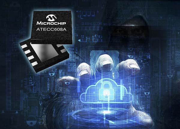 Microchip представи нов криптографски модул и партньорска програма