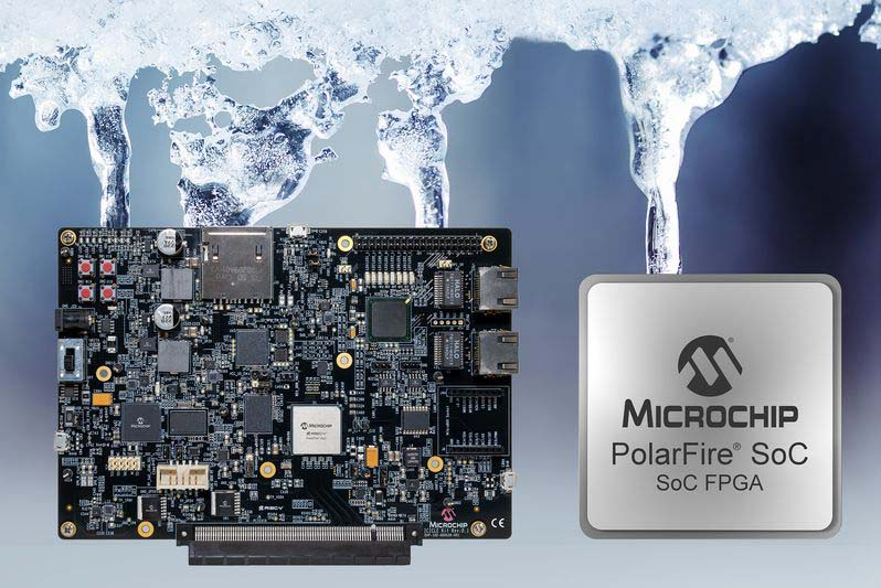 <strong>Mi</strong>crochip представи първата развойна платформа за FPGA с RISC-V архитектура