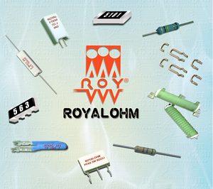 Резисторни продукти ROYALOHM