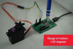 Microchip: Проектиране на драйвер за серво мотор с висока резолюция върху PIC микроконтролер