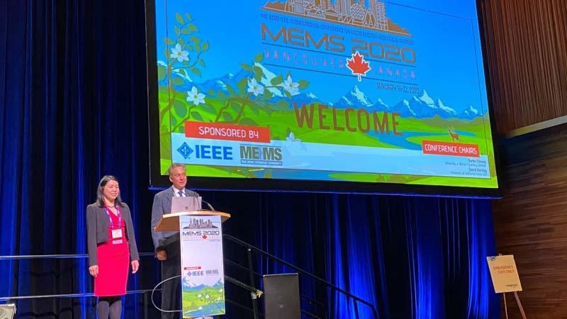 34-тото издание на конференциятa MEMS ще се проведе в Мюнхен
